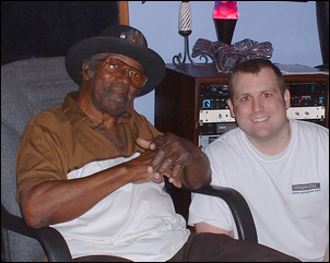 Bo Diddley and Timothy